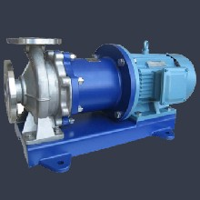 IMC可连续空载不锈钢磁力泵图片