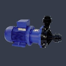 CQ型工程塑料磁力泵(活口连接)