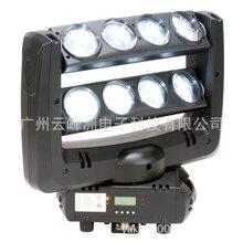 双层LED蜘蛛摇头灯/810WLED蜘蛛灯/酒吧光束灯/全彩LED摇头灯图片