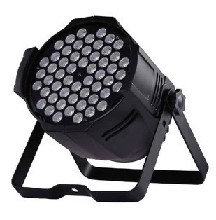 54颗3W全彩LED帕灯LED多功能影视PAR灯LED染色灯