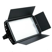 200WLED平板三基色柔光灯/摄影暖光灯/会议LED冷光灯/演播厅灯具图片