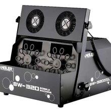 球织者无线遥控泡泡机BW-320