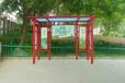 莆田小区垃圾分类亭铝合金垃圾分类亭