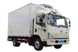 一汽解放j6F4.2米冷藏车