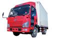 一汽解放j6F轻卡4.2米箱式货车