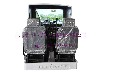 双人座汽车驾驶模拟器,驾校验收设备,
