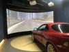 汽車駕駛模擬器-飛機駕駛模擬器-單屏駕駛模擬器