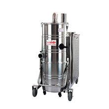 锂电池生产车间吸尘器吸地面灰尘铝屑吸尘器威德尔移动式不锈钢吸尘器
