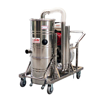 威德爾汽油機工業吸塵器道路養護搶修配套用吸塵器吸小石子粉塵吸塵器