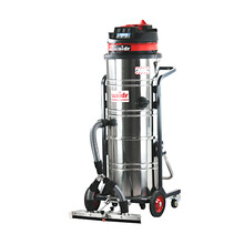 威德尔气动工业吸尘器WX-160移动干湿两用气源式吸尘机