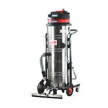 汽车配件厂用大功率吸尘器WX-3610P吸铁屑油污用吸尘机