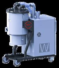 D005AI智能反吹型工业吸尘器地坪研磨机配套用吸尘机