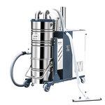 大型鋼鐵加工用吸塵器吸鐵屑金屬粉塵吸塵器自動反吹吸塵設備