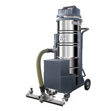 铸铁车间用威德尔100L锂电池工业吸尘器吸碎铁屑焊渣粉尘吸尘器