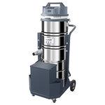 24V锂电池吸尘器大面积车间清理用威德尔100L大吸力吸尘器