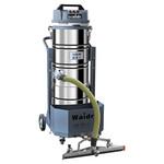 金属制品打磨吸尘机移动式工业吸尘器吸铁屑金属粉尘用
