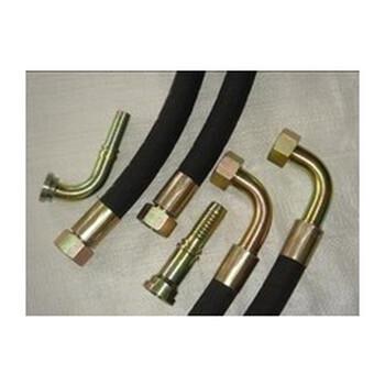 供应优质液压油管、耐磨耐油耐高温高压橡胶管