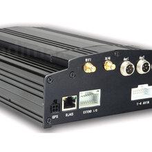 索迪迈SDM618油罐车AHD车载监控系统解决方案图片