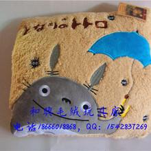 广东广州毛绒玩具厂专业定做毛绒玩具龙猫抱