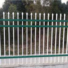 厂家直销重庆优质热镀锌护栏渝中锌钢护栏围墙栏杆图片