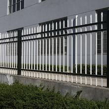 隆化锌钢护栏生产厂家承德铁艺大门供应河北铁艺护栏价格图片