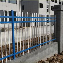 热镀锌护栏围墙栏杆小区道路绿化围栏栅栏隔离栏阳台楼梯栏杆图片