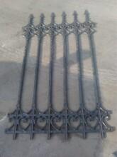 最新河北铸铁护栏石家庄铁艺护栏井陉马钢球墨护栏价格图片