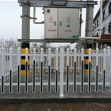 PVC观测站护栏、PVC绿化栏杆、pvc塑钢护栏、PVC围墙护栏厂家直销图片