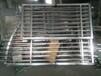 古治拼装锌钢护栏唐山组装热镀锌护栏河北锌钢大门价格