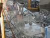 延安混凝土静力切割拆除楼板拆除桥梁拆除公司