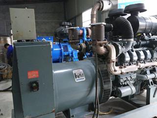 浙江杭州发电机回收,柴油发电机组回收