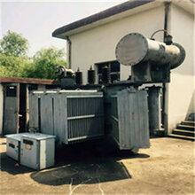连云港变压器回收,废旧设备回收图片