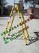 天津电力施工绝缘伸缩梯+圆管绝缘人字梯生产厂家可定做