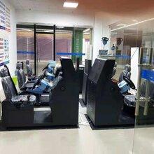 沧州创业好项目小本代理模拟学车训练馆图片