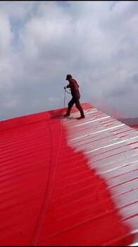 钢结构简易房喷漆车间喷漆彩钢房顶棚喷漆厂房翻新