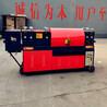 天然氣管除銹機腳手架除灰調直刷漆機多功能拋光機