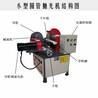 自动上料抛光机小圆管除锈抛光机外圆除锈机平面抛光机