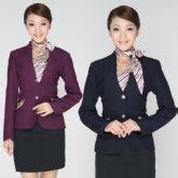 工作服定做厂家青岛工作服西服职业装衬衣定做公司