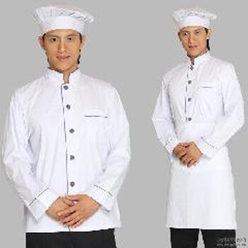 青岛城阳厨师服定做哪家好青岛厨师服围裙厨师帽烟台酒店厨师服