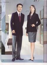 青岛职业装工作服西服衬衣定做青岛工作服厂家