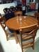 大连地区便宜出售二手的酒吧桌椅7套