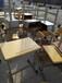 大连地区便宜出售二手的学生课桌椅子38套