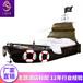 廠家直銷熱賣仿古風格海盜船型電動床水床情趣床主題酒店公寓專用