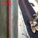 厂家供应工业特种缝纫机YUJIAN包绳绣花样机花式线迹针车