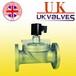 进口电磁阀进口蒸汽电磁阀英国UK电磁阀