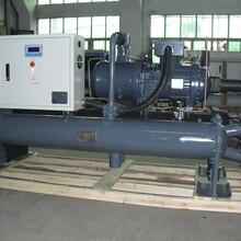 注塑专用眉山冷水机现货直供40HP耐腐蚀盐水冷水机