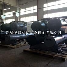 食品厂专用南充制冷机长期供应120HP防爆型工业冷水机