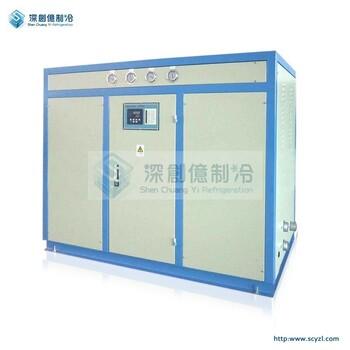 电子厂专用永州冻水机源头工厂20HP水冷箱式冷水机