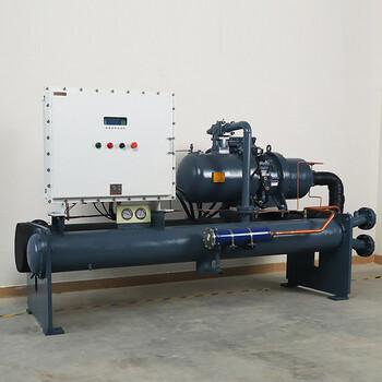 制藥廠專用攀枝花凍水機優質品牌150HP低溫螺桿冷水機
