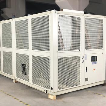 營口冷凍機風冷螺桿式冷水機長期供應